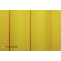 Oracover 40-033-010 Bespannfolie Easycoat (L x B) 10m x 60cm Gelb