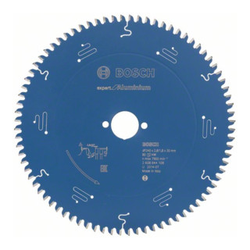 Bosch Kreissägeblatt Expert for Aluminium 240 x 30 x 2,8 mm 80