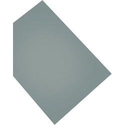 magnetoplan Magnetpapier DIN A4 21 x 0,03 cm Grau