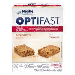 OPTIFAST Riegel Cerealien 6X65 g