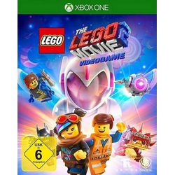 The Lego Movie 2 Videogame PS4 USK: 6