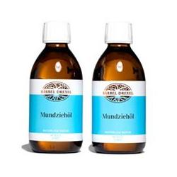 BÄRBEL DREXEL Mundziehöl mit pflanzlichen & ätherischen Ölen 2x 250ml