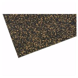 acerto® Dämmplatte acerto® Gummikorkplatte 100 x 100 cm 5 mm