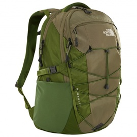 The North Face Borealis four leave green