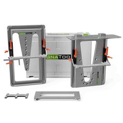 Lignatool LT080 Set Profi inkl. Konus-Wendeplattenfräser 15°
