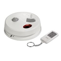 Xavax Decken-Alarm mit PIR 360° Bewegungsmelder Sensor Einbruch-Schutz Haus-Alarm Alarm-Anlage Alarmanlage (Ferngesteuert)