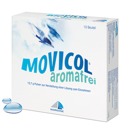 Movicol aromafrei