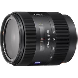 Sony Objektiv Zoomobjektiv 16-80 mm F3.5-4.5 schwarz