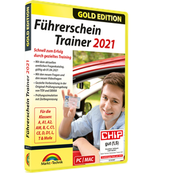 Führerschein Trainer 2021