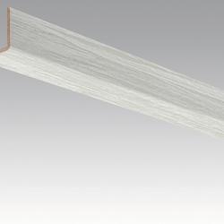 Meister Sockelleisten Winkelleisten Corona 4087 - 2380 x 33 x 3,5 mm -