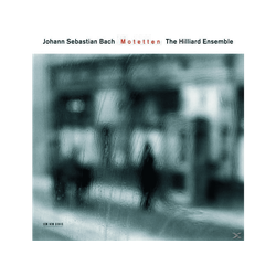 Hilliard Ensemble - MOTETTEN BWV 225-230/BWV-ANH.159 (CD)