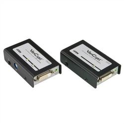 ATEN VE600A DVI Extender, Audio, Kat5e, 60m