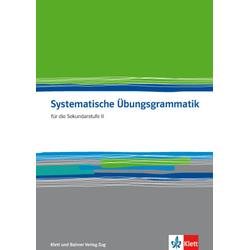 Systematische Übungsgrammatik: Buch von
