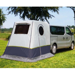 Heckzelt Trapez Trafic für Campingbusse