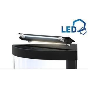 JUWEL RIO 180 LED Aquariumkombination mit Unterschrank SBX schwarz
