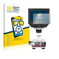 Panzerglasfolie Klar für KKmoon Digital Mikroskop (4.3)