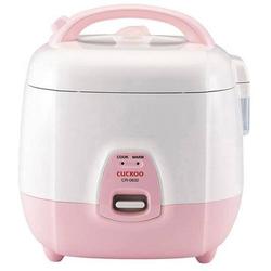 Cuckoo CR-0632 Reiskocher Weiß, Pink