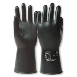 KCL Vitoject® 890 Chemikalienschutzhandschuhe, Chemikalienschutzhandschuh aus Viton, 1 Paar, Größe 8