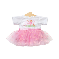 Heless Puppenkleidung Ballerina-Kleid Maria Gr. 35-45 cm, Puppenkleidung