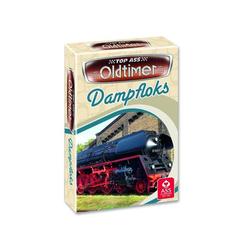 Oldtimer Dampfloks (Kartenspiel)