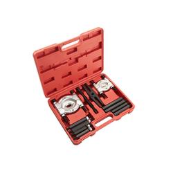 tectake Werkzeug Lagerabzieher Set 12-tlg.