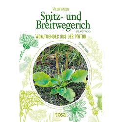 Spitz- und Breitwegerich als Buch von Martina Tolnai
