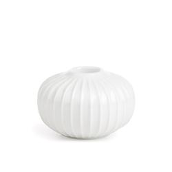 Kähler Kerzenständer Hammershøi Kerzenständer 7.5 cm x 6.5 cm Weiß