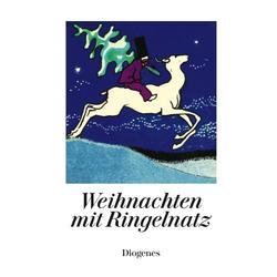 Weihnachten mit Ringelnatz als Buch von Joachim Ringelnatz