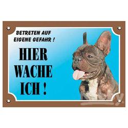 Nobby Warntafel Französische Bulldogge