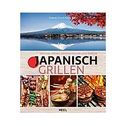 Japanisch Grillen. Tadashi Ono  Harris Salat  - Buch