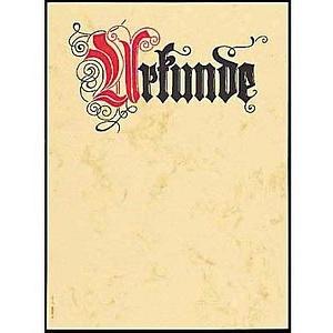 sigel Briefpapier Urkunde DIN A4 185 g/qm