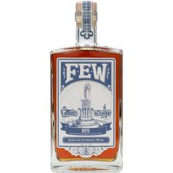 FEW RYE Whisky 46,5% 0,7 ltr.