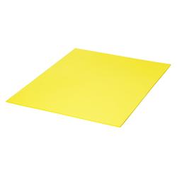 VBS Moosgummi Moosgummi-Platten 2 mm, 30 cm x 40 cm gelb