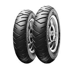 Pirelli SL 26 F/R 100/80 -10 53J