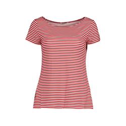Lavard Rote Bluse in Streifen-Optik 83945  44