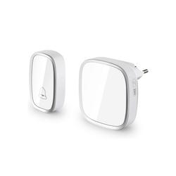 IVSO Funkklingel Türklingel, Klingel kabellos Smart Home Türklingel