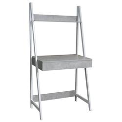 HTI-Line Schreibtisch Schreibtisch Elora, Schreibtisch weiß