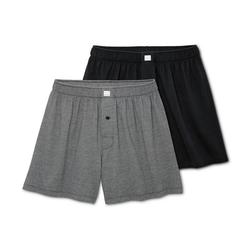 2 Jersey-Boxershorts