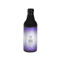 Anti-Yellow sulfatfreies Shampoo Silver Touch 500ml COCOCHOCO
