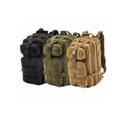 Commando-Industries Rucksack Zero-Six 28 L natur