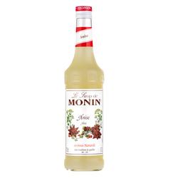 Monin Sirup Anis Anise Original Sirup aus Frankreich 0,7 Liter