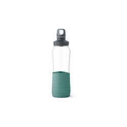 Emsa Trinkflasche SV Drink2Go in petrol grün, 0,7 l