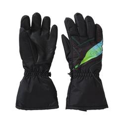 Roeckl SPORTS Baumwollhandschuhe Kinder Fingerhandschuh ALBA schwarz 3