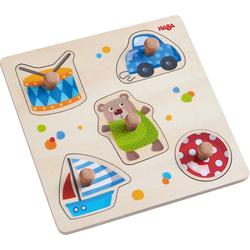 Haba Steckpuzzle Greifpuzzle Spielsachen, Puzzleteile