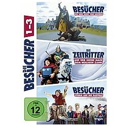 Die Besucher Box: Die Besucher  Die Zeitritter  Die Besucher - Sturm auf die Bastille DVD-Box - DVD  Filme