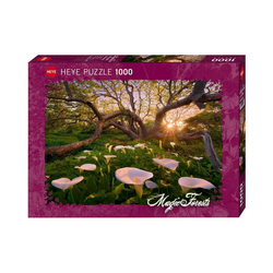 HEYE Puzzle Puzzle Magic Forests Calla Clearing, 1.000 Teile, Puzzleteile