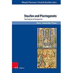 Staufen and Plantagenets - Buch
