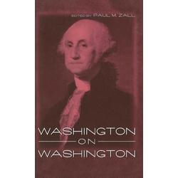 Washington on Washington als Buch von George Washington