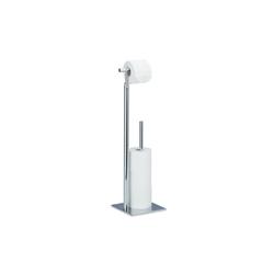 relaxdays Toilettenpapierhalter Toilettenpapierhalter stehend PAGNONI