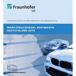 Marktpreisspiegel Mietwagen Deutschland 2019 als Buch von